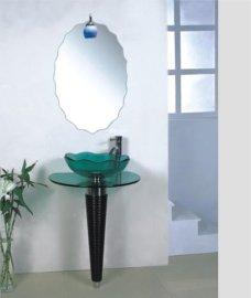 玻璃台盆(B-008)