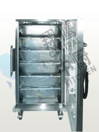 翔鹰食品保温车不锈钢保温箱柜