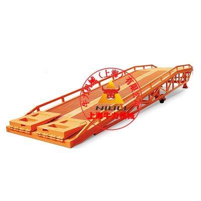移动式液压叉车登车桥价格