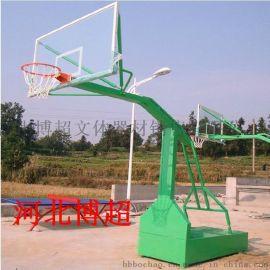 165圆管篮球架生产厂家