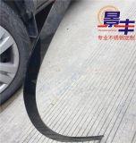 不鏽鋼弧形壓邊條 弧形踢腳線定製 不鏽鋼異型線條