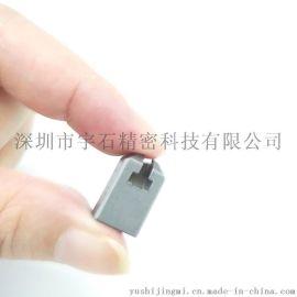 厂家批发SMC型三爪四爪气缸夹具粉末冶金404不锈钢MHS4-20D夹爪