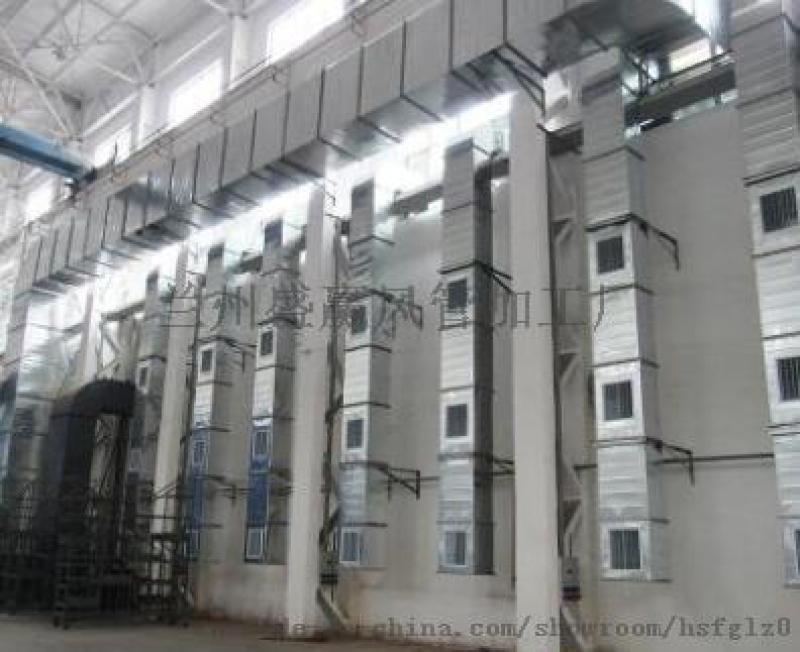 供甘肃天水通风系统和陇西通风排气工程详情