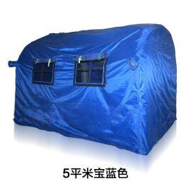 户外野营、抢险救灾充气帐篷 迷彩PVC充气帐篷