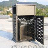 大号户外垃圾桶街道城区欧式垃圾桶仿古景区垃圾桶