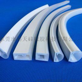 深圳LED雙色矽膠套管生產廠家