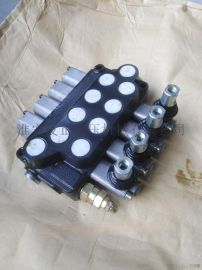 油缸马达四路控制阀ZT-L12E-4OT出口品质ZT-L12E-4YT多路阀专家