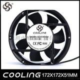 深圳酷宁17251仪器设备直流散热风扇 厂家直销