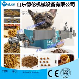狗粮猫粮鱼饲料生产线 湿法狗粮机
