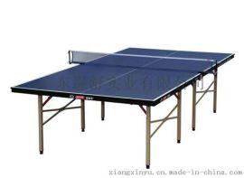 单折式乒乓球台,高强度压缩乒乓台,比赛标准乒乓球台