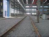 低压供电轨道安装