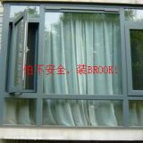 兒童安全防護網門窗