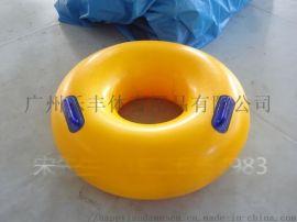 充气滑水圈滑水器 图案可定制