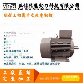 供应Y2A 132S-6-3kW铝壳电动机