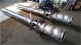 精铸环保QJH全不锈钢深井潜水泵中蓝供应
