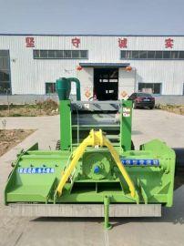 玉米秸秆回收打捆机,秸秆回收打捆机