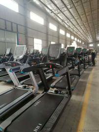 液晶触摸屏商用跑步机A有氧健身器材A跑步机