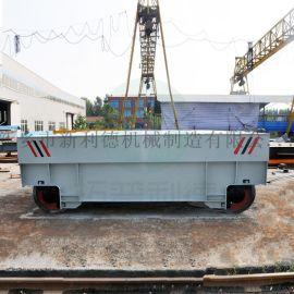 铸造模具32吨重型轨道车 桥梁喷砂平车免检设备