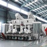 安徽时产2吨木屑颗粒机,制粒机生产线