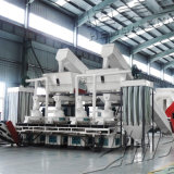安徽時產2噸木屑顆粒機,制粒機生產線