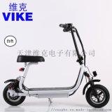 维克VIKE折叠锂电小哈雷电动车