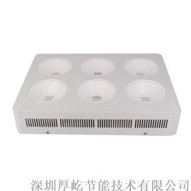 深圳LED植物灯450W大功率透镜植物灯