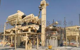 国特高效制砂机生产线