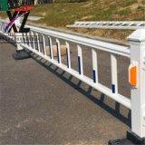 安装市政道路护栏交通隔离栅围栏