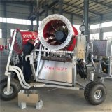 进口人工造雪机设备造雪量大的全自动造雪机