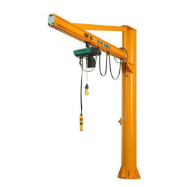 定柱式轻小型电动旋臂吊