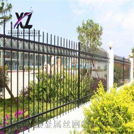 锌钢护栏样品,锌钢围栏护栏,围墙铁艺围栏