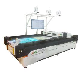 迈创激光裁床 全自动送料对条对格服装激光裁剪机