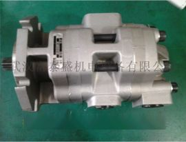 【批发】制砖机用GPC4-40-32-1E2F4-R双联齿轮泵齿轮油泵