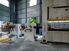 天浩机械冲压自动送料机,液压送料机