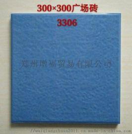 河南郑州300乘300天正广场砖楼顶屋面彩砖