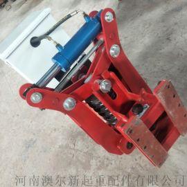 QHTJ型弹簧液压夹轨器 安全防风装置 自动锁轨器