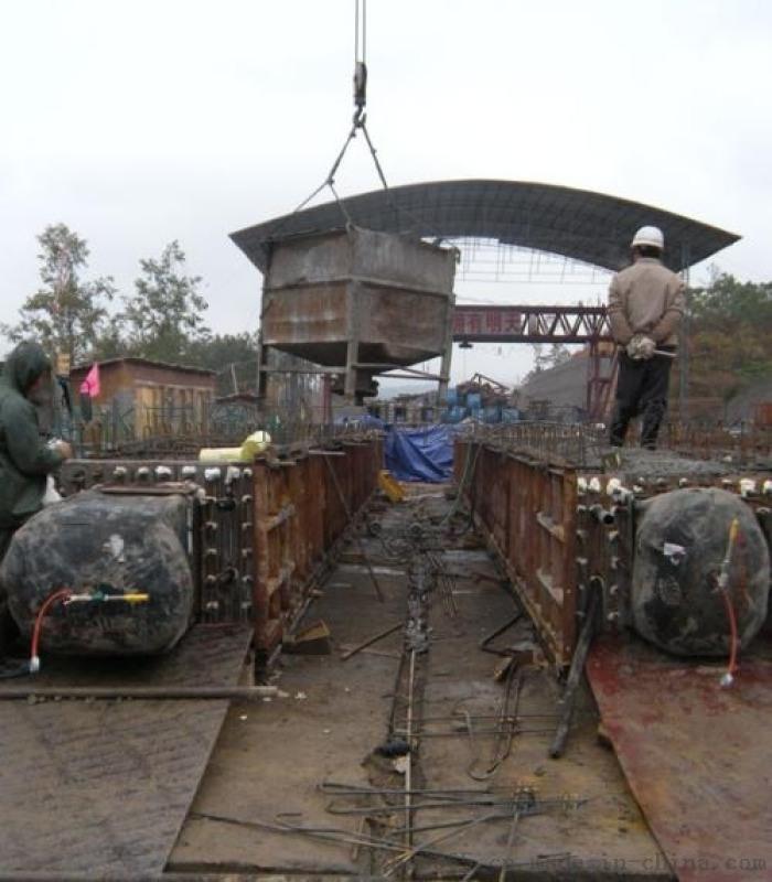 甘肃兰州预制用橡胶芯膜八角充气芯膜价格