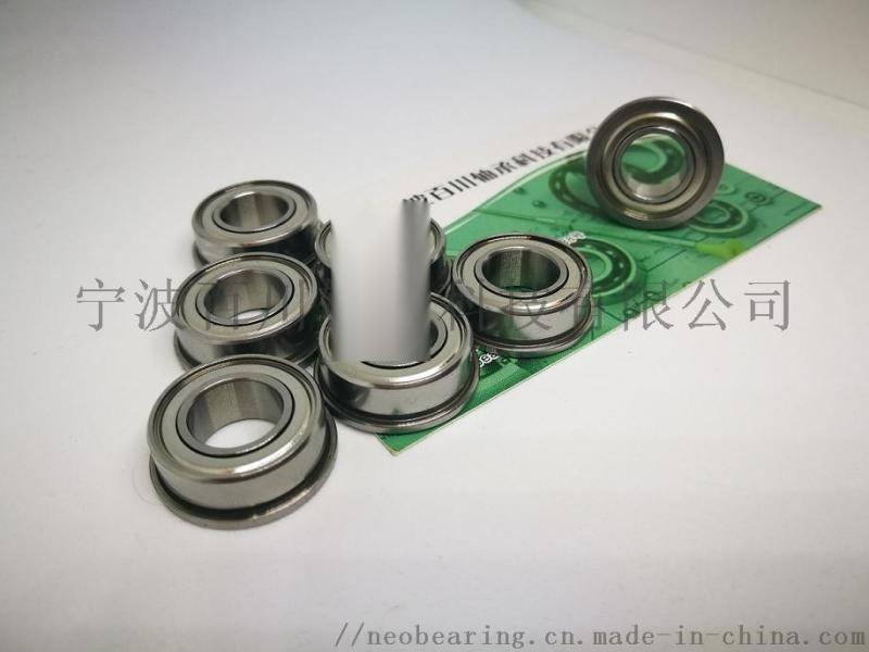 SF698.2RS AISI440全不锈钢法兰轴承