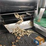 全自动大虾油炸机 酥虾油炸线 电加热大虾油炸机器