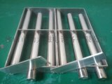 【厂家直销】优质料斗  磁力架、强力磁力架、易清理形磁力架