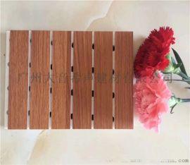 大音希声-贵阳木塑吸音板,E0级环保吸音板