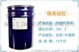 雙組份液體模具矽膠 耐磨抗撕裂翻模矽膠