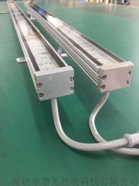 供应led绿色大功率线条照明洗墙灯舞台户外36W