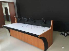 供应华北区域控制台,控制台厂家,钢木结合控制台
