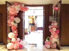 昆明,花語花香,氣球布置,氣球布場,造型氣球