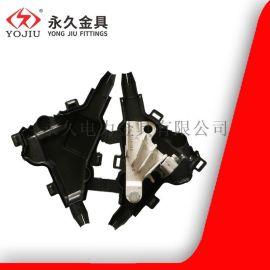 鋁合金NXL-2耐张线夹 温州永久金具耐张线夹
