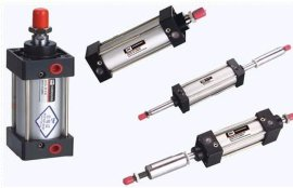 标准气缸(拉杆式)