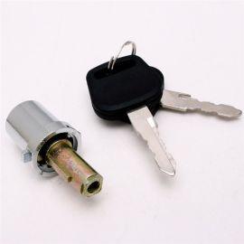 来图来样定制电动三轮篷车锁芯工程机械锁芯品质保证安全锁