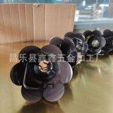 北京别墅檐沟用铝合金雨链 别墅用花杯雨链