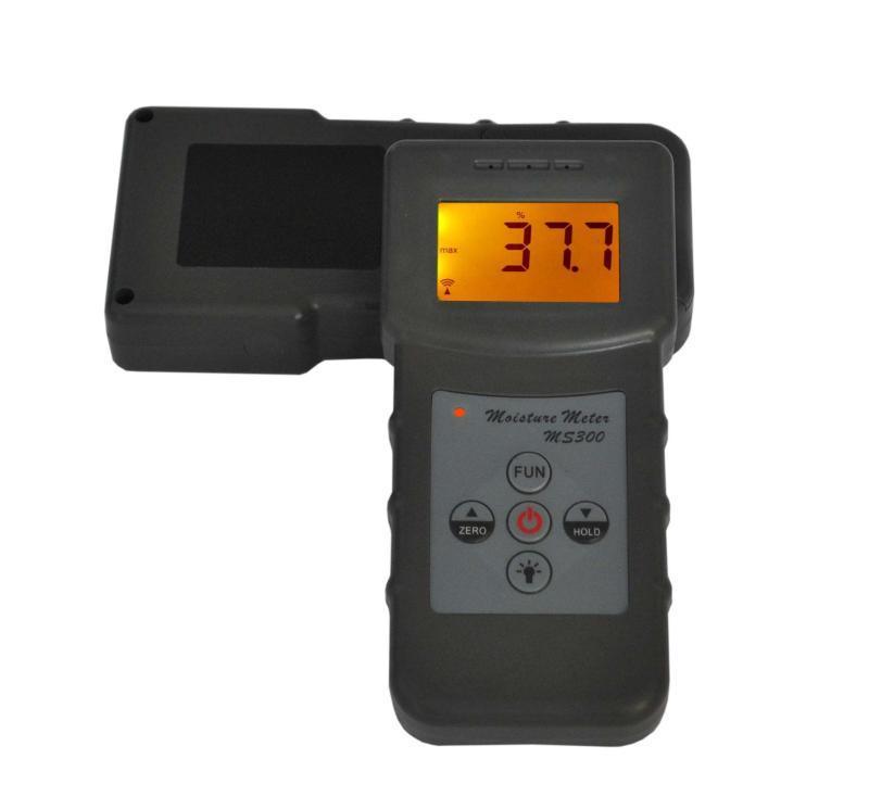 混凝土地面水分測定儀  MS300石灰牆面潮溼度分析儀